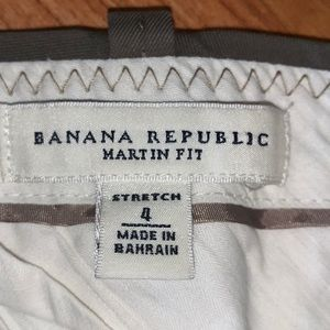 Banana Republic Shorts - 3/$15 Banana Republic | Brown Cotton Bermuda Short